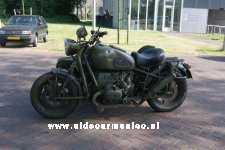 BMW R65 with R100 engine